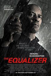 A plus.  Holy cow, I love Denzel.  Even though he loves to play killers.