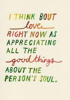 Beautiful. :: quote from Rainn Wilson