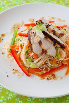 #Epicure Asian Noodle Salad