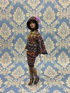 EMMA JEAN'S CITY STYLE. Deja Vu collection. Tonner doll.