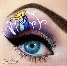 El maquillaje es para las mujeres la manifestación de su espíritu de artistas