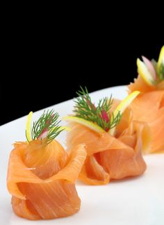 Smoked Salmon Swirls
