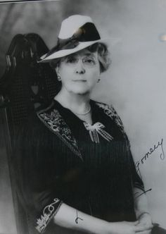 "Lucy Maud Montgomery, author of more than 20 novels, including those of the beloved ""Anne of Green Gables"" series"