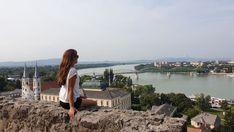Vista do Danúbio - Basílica de Esztergom - Hungria © Viaje Comigo New York Skyline, Travel, Renaissance Architecture, Stair Steps, City, Traveling, Fotografia, Voyage, Viajes