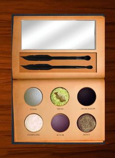These Harry Potter makeup palettes are pure magic