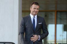 #StylishMen  David Beckham