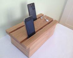 Card holder / Pen Holder / iPhone Dock / extra USB port