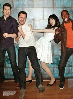 New Girl - one of my favorite shows right now