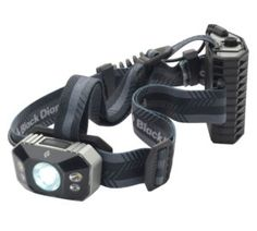 The Black Diamond Icon wins the best headlamp for long battery life! See tips on how to choose a headlamp for camping and backpacking here.