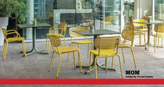 emuamericas offers a wide selection of outdoor chairs, tables & lounge items which provides comfort, & design to any commercial hospitality setting. Outdoor Dining, Outdoor Chairs, Outdoor Furniture Sets, Outdoor Decor, Commercial Furniture, Patio Seating, Relax, Lounge, Notebook
