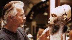 About Damn Time: Rick Baker gets a star on the Hollywood Walk of Fame- The man behind the creatures in such classics as Videodrome, An American Werewolf in London, Thriller, Gorillas in the Mist , Men in Black and Planet of the Apes is getting a little love from Hollywood. At the same time, Baker is also being awarded a Guinness record for both winning and being nominated for the most Academy Awards for Best Makeup.