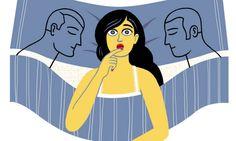 Relationships, etc: Torn between two lovers