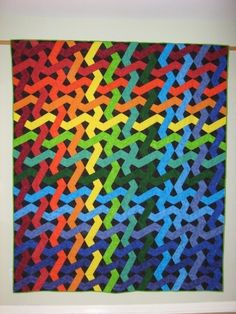 X-Block quilt - my next quilt idea!! (but maybe a smaller and a wall hanging)