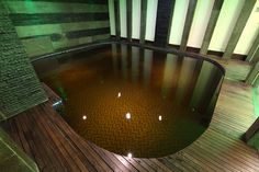 Green Tea Pool