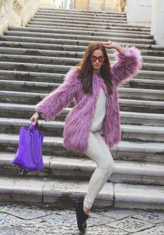 Into the groove fashion blog By Marie Zamboli: FLAT MATTE BLACK REVO COLOR LENS WAYFARER SUNGLASSES 8025