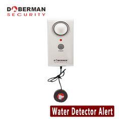 Doberman Security Water Level Alarm Water Intrusion Leakage Sensor Detector Alarm 100dB Home Security Water Detector alert #women, #men, #hats, #watches, #belts, #fashion, #style