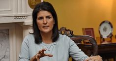 UNITED NATIONS — U.S. Ambassador to the UN Nikki Haley targeted the UN's anti-Israel bias and weak stance on Iran and Hezbollah Tuesday — blasting the Security Council for not even saying the terro…