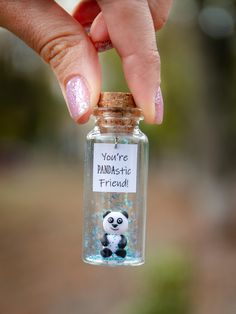 You're Pandastic friend Panda gift for best friend Friendship gift Cute Wish Jar Panda Gifts for her BFF gifts Panda lover gifts #etsy #pandagift #giftforbestfriend #bestfriendgift #pandafriendgift Bff Gifts, Sister Gifts, Best Friend Gifts, Gifts For Wife, Gift For Lover, Gifts For Friends, Friend Friendship, Friendship Gifts, Holiday Cards