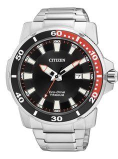 Relojes Citizen Super-Titanio AW1221-51E