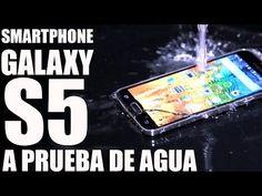 Reseña en video Samsung Galaxy S5 - YouTube