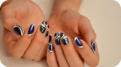 """Résultat de recherche d'images pour """"nail art facile et beau"""""""