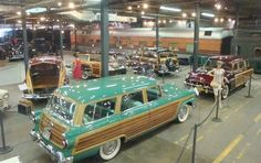 Forney Transportation Museum: Our featured Woody Display ends April 30th, 2013