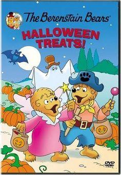 Berenstain Bears: Halloween Treats DVD ~ Camilla Scott, http://www.amazon.com/dp/B002D755AS/ref=cm_sw_r_pi_dp_9gZzsb1JFB413