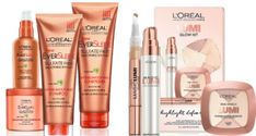 FREE L'Oréal Products on http://hunt4freebies.com
