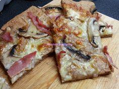 Foodie in Translation: La Rubrica del Lunedì: Pizza funghi e bacon