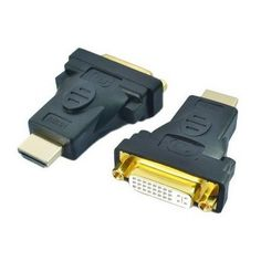 DVI-D Female to HDMI Male Adapter -  - http://sellitsocially.co.uk/dvi-d-female-to-hdmi-male-adapter/