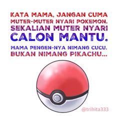 Pokémon go #dhuarrr #meme #jomblo #kekinian