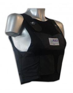 LifeMax Women Bulletproof Vest NIJ IIIA + Level 2