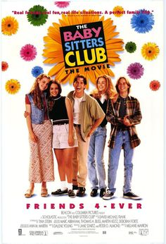 Did you see the BSC movie when it came out in 1995? Repin if it's still in your top 5!