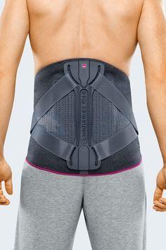 Bederní pás Lumbamed Disc Medi - S nastavitelným stabilizačním systémem Trunks, Swimming, Swimwear, Fashion, Drift Wood, Swim, Bathing Suits, Moda, Swimsuits