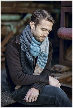 This multi-colored #scarf can work with every outfit!