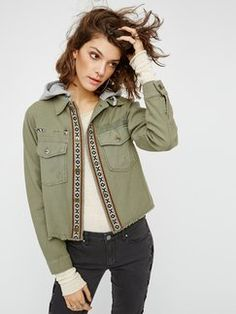 Free People Weekend Wanderer Jacket Found on my new favorite app Dote Shopping #DoteApp #Shopping