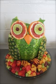 owl party decorations(.) | Party Ideas might be good for an owl themed baby shower!  @Angela Gray Gray Gray Vagedes Anello