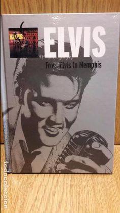 ELVIS PRESLEY. FROM ELVIS IN MEMPHIS. LIBRO-CD - 12 TEMAS / BUENA CALIDAD.