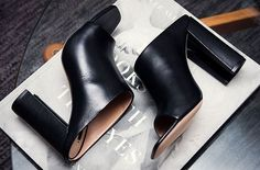 Zara Mules. Must have by Spring.
