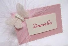 butterfly name cards - Google Search