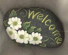 Rock Paintings,Lee Wismer,DecoRockArt,decorative painting ...