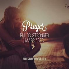 The family that prays together, stays together. Make God the center of your marriage!    Www.stopnowandpray.com