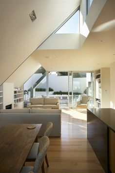 Salamanca House by Parsonson Architects