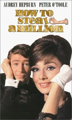 <3<3 How to Steal a Million (1966)