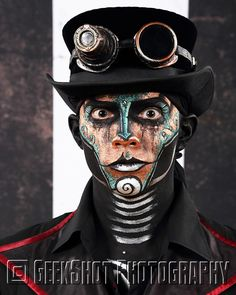Rabbit of Steam Powered Giraffe