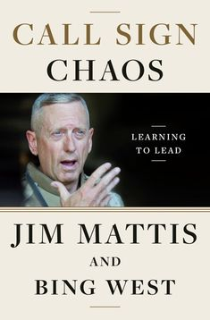 Reading books Call Sign Chaos: Learning to Lead EPUB - PDF - Kindle Reading books online Call Sign Chaos: Learning to Lead with easy simple steps. Call Sign Chaos: Learning to Lead Books format, Call Sign Chaos: Learning to Lead kindle, pdf online Kindle, Marine Corps, Got Books, Books To Read, James Jim, Jim Mattis, Romance, Starter Set, What To Read