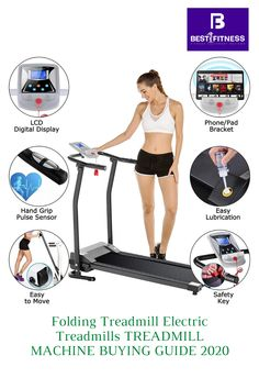 Weight loss and fitness are interlinked with each other. We often ignore the struggle behind the weight loss journey and take it for granted. But, believe me, it's never easy to achieve your target weight without any exercise. Therefore, I struggled a lot with searching for the best treadmill for you because it is the only option that is useful in maintaining and reducing your body weight. #Folding #Treadmill #Electric #Treadmills #TREADMILL #MACHINE #BUYING #GUIDE #2020 Treadmill Machine, Home Treadmill, Electric Treadmill, Folding Treadmill, Fun Workouts, At Home Workouts, Good Treadmills, Burn Calories, No Equipment Workout