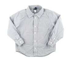 5 / Grey checkered shirt / Chemise grise à carreaux | Changeroo.ca
