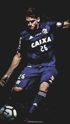 Gustavo Cuellar 26 #Flamengo #Cuellar