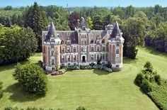 "PRICE: $5,674,200 | From the article: ""6 Castles That Cost Less Than An Apartment In NYC"" (This one is a 24-bedroom 22,066 square foot chateau on 79 acres.) It sits due east of Bordeaux."